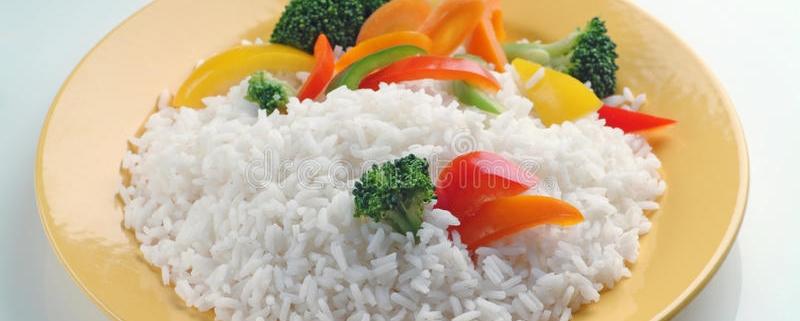 Riso e verdure: abbinamento corretto in vista di un lungo allenamento