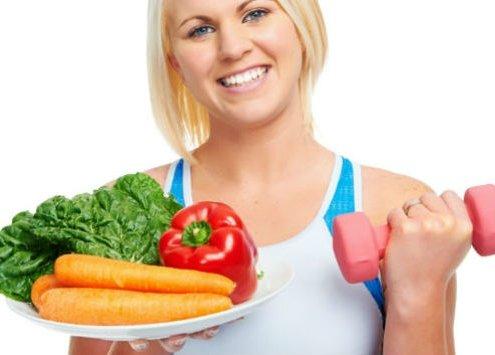 Esercizi e dieta durante quarantena