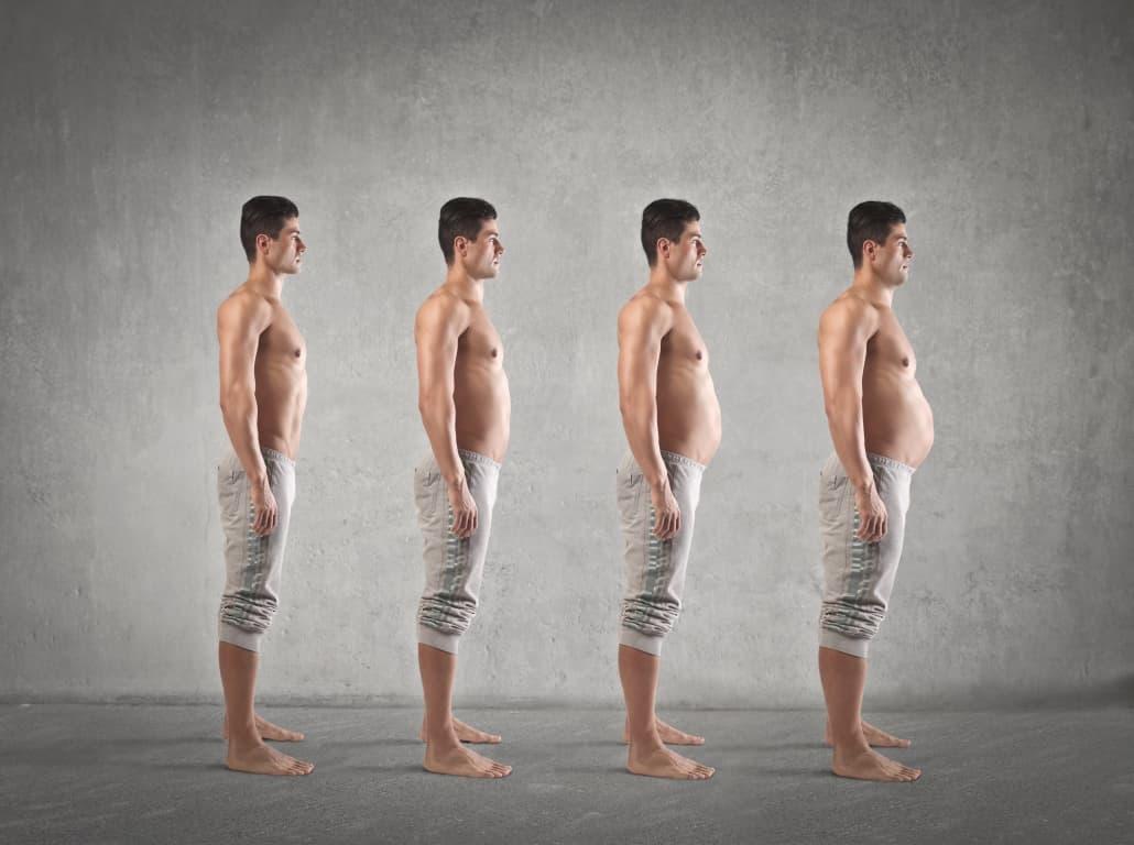 Come non riprendere peso
