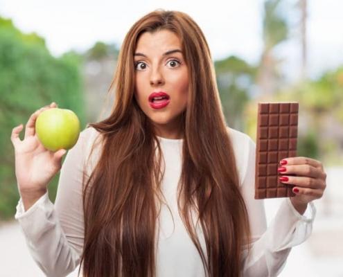 Psicologia: la scelta del cibo